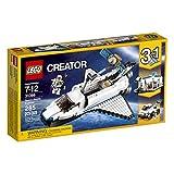 LEGO Creator Space Shuttle Explorer Building Kit, 285 Piece