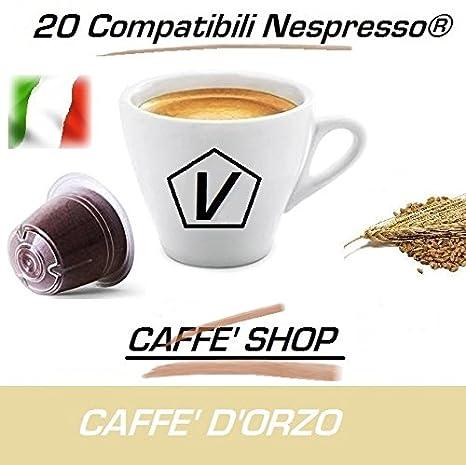 "Cápsulas compatibles Nespresso, Cápsulas Mezcla""Cebada"" Linea Espresso ..."