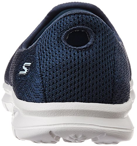 Women's Go Navy Step Blue Chaussure Skechers Elated Ss17 Fitness B1txBq