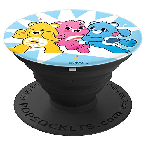 Care Bears Unlock the Magic Group - PopSockets Grip and Stand for Phones and Tablets