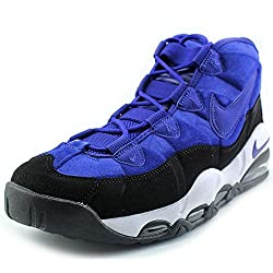 Nike Air Max Tempo Men Us 8 Blue Basketball Shoe