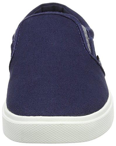 Crocs Mens Citilane Slip-on Sneaker Flat Marine / Wit