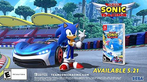 (Team Sonic Racing - Nintendo Switch)