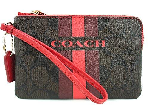 Coach Varsity Corner Zip...