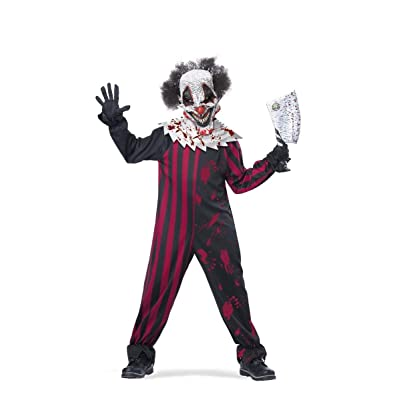 California Costumes Killer Klown Child Costume, Large: Toys & Games