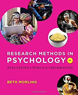 Amazon social psychology goals in interaction 5th edition research methods in psychology evaluating a world of information second edition fandeluxe Choice Image