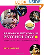 #9: Research Methods in Psychology: Evaluating a World of Information (Second Edition)