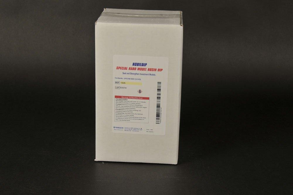 MODEL ROSIN DIP SPECIAL HARD WHITE PELLETS - 8 LB (3.6 KG)