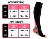 REEHUT Compression Socks (20-30mmHg) for Men