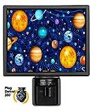 Art Plates NL-650 Solar System Night Light