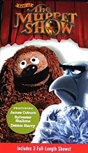 Best of the Muppet Show James Coburn/ Sylvester Stallone/ Debbie Harry