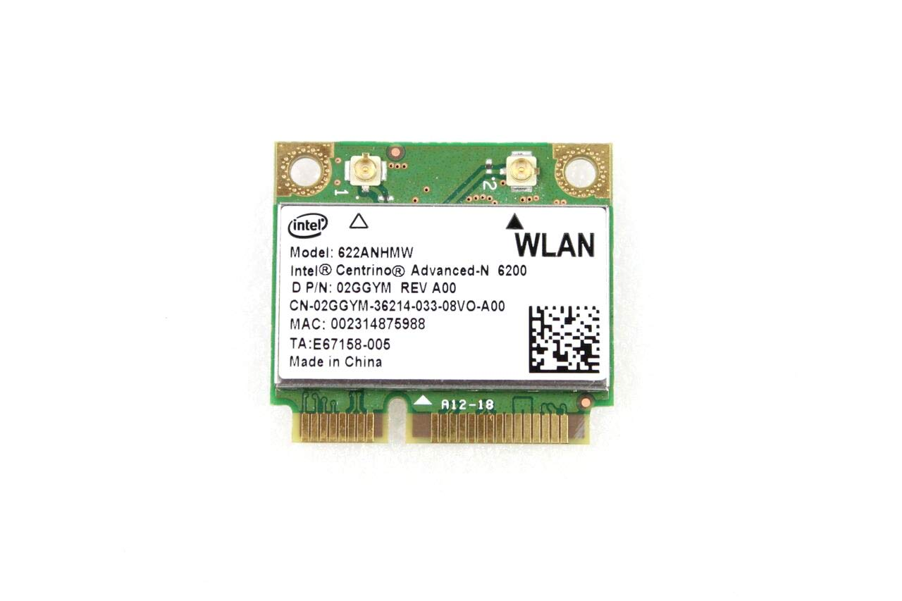 DELL INSPIRON 1564 NOTEBOOK INTEL WIFI LINK 6200 WLAN DRIVERS DOWNLOAD (2019)