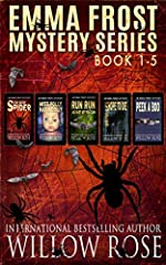 Crazy deal! Get five chilling page-turners from the queen of scream: Bestselling author Willow Rose - On sale for a limited time.                        A modern MURDER SHE WROTE                                     ˃˃˃ ITSY BITSY SPIDE...