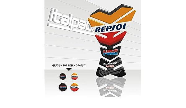 Protector De Dep/òsito Tank Pad mod.York Repsol compatible para Honda CBR