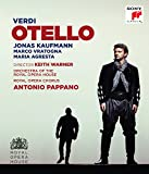 DVD - Verdi: Otello [Blu-ray]