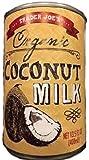 Trader Joe's Organic Coconut Milk 13.5 oz