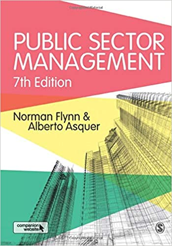 Amazon Com Public Sector Management 9781473925182 Flynn Norman Asquer Alberto Books