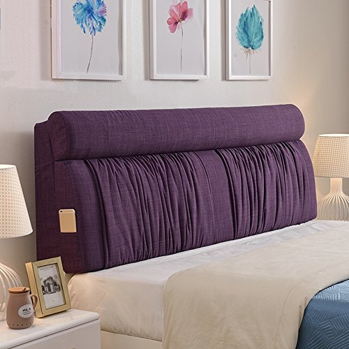 GYP Cojín de cama, tela Cojín grande Cojín de cama Súper ...