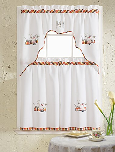 RT Designers Collection Grand Chef Embroidered Kitchen Cu...