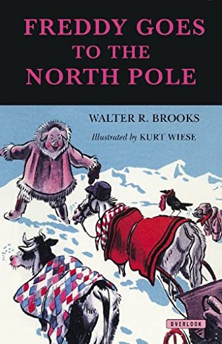 book cover of Freddy and the North Pole