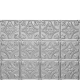 0604 PRINCESS VICTORIA BACKSPLASH - Mill Finish Aluminum