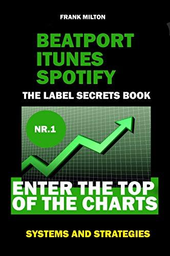 Amazon com: Beatport Itunes Spotify - The Label Secrets Book
