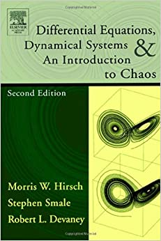 Differential Equations, Dynamical Systems, And An Introduction To Chaos, Second Edition (Pure And Applied Mathematics) Book Pdf