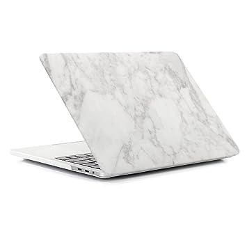 Nuevo patrón de mármol mate Carcasa rígida para Apple ...