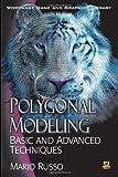 Polygonal Modeling, Mario Russo, 1598220071