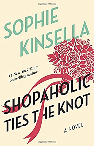 book cover of Shopaholic Ties the Knot