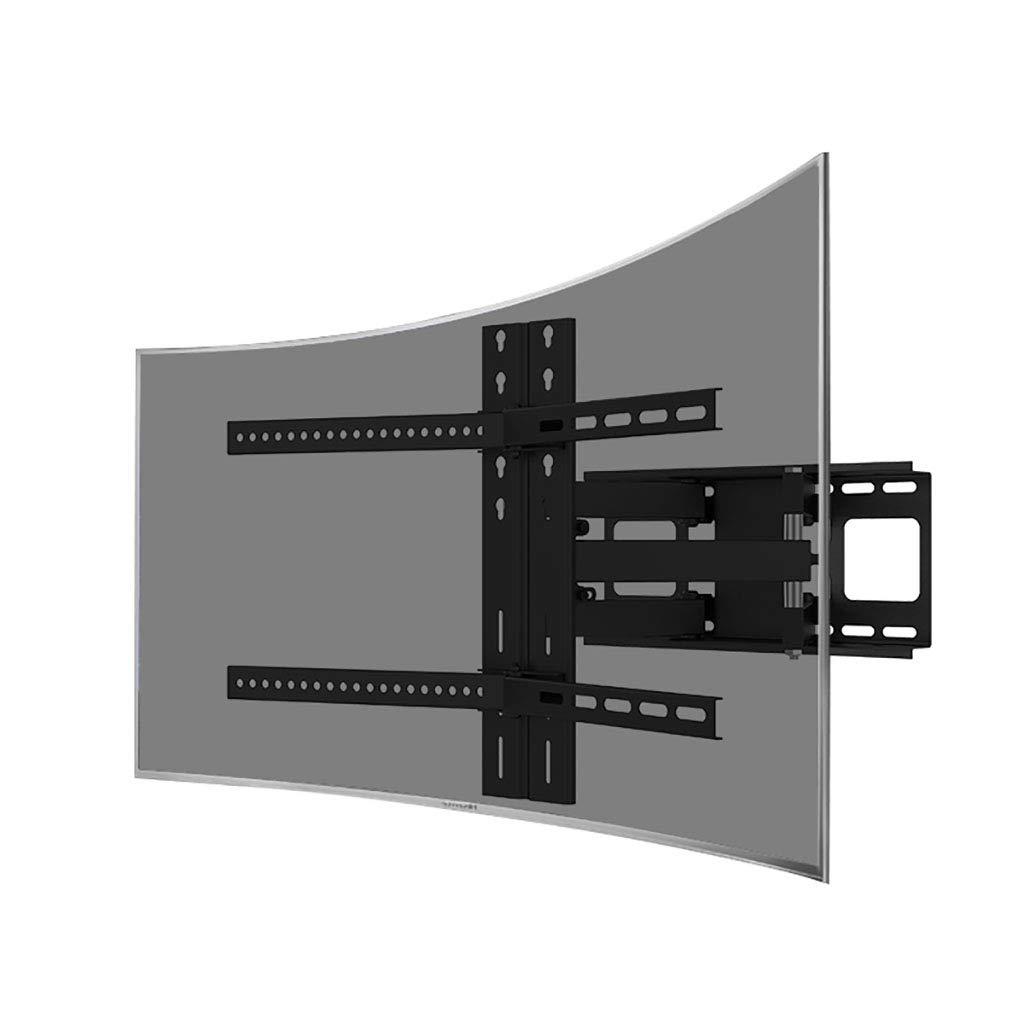 VESA 3265インチのLED、LCD、プラズマフラットスクリーンTV用壁掛け式カーブTVスタンド B07GPKKWV4