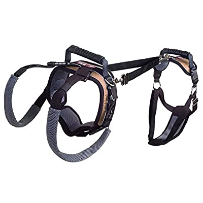 PetSafe Solvit CareLift Full-Body Lifting Harness, Combined Front-Only, Rear-Only Full-Body Dog Lifting Harness from Solvit