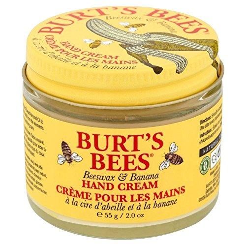 Burt's Bees Hand Cream - Beeswax & Banana (55g) - Pack of 2