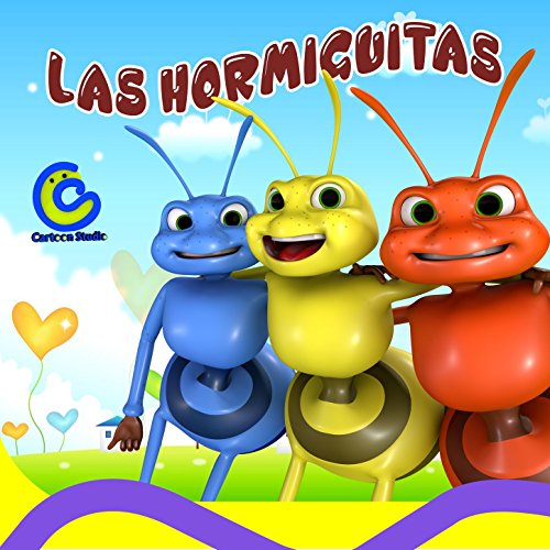 hormiguitas de colores by cartoon studio on amazon music amazon com