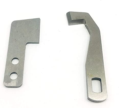 G1076-1 YICBOR Obermesser G1076 f/ür Pfaff Coverlock 3.0 Hobbylock 2.5 Coverlock 4.0
