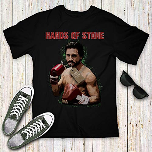 - Roberto Boxer Hands Of Stone Rocky Boxing Customized Handmade T-Shirt Hoodie/Long Sleeve/Tank Top/Sweatshirt
