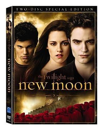 Amazon Com The Twilight Saga New Moon Two Disc Special Edition Kristen Stewart Robert Pattinson Chris Weitz Movies Tv