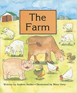 Book The Farm (Literacy Tree: Welcome to My World)