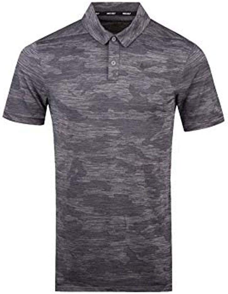 Nike Men's Zonal Cooling Camo Golf Polo Shirt