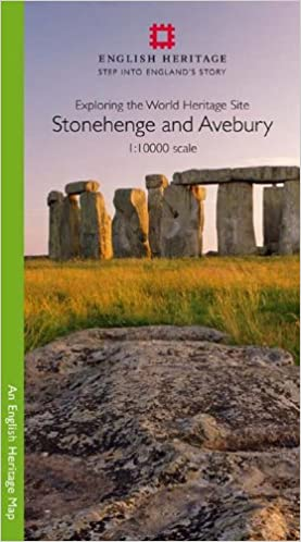 Stonehenge Uk Map.Stonehenge And Avebury 1 10000 Map Exploring The World Heritage