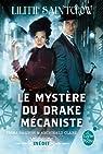 Le Mystère du drake mécaniste (Emma Bannon & Archibald Clare) (Fantastique) par Saintcrow
