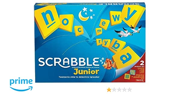 SCRABBLE Junior: Amazon.es: Libros en idiomas extranjeros