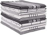 Juego de toallas de cocina (10 unidades, 45.7 x 71.1 cm, suave y absorbente) de KAF Home Soho