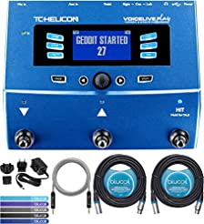 TC Helicon VoiceLive Play Vocal Effects ...
