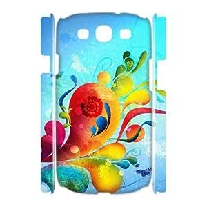 Samsung Galaxy S3 I9300 Creative 3D Art Print Design Phone Back Case DIY Hard Shell Protection FG044452