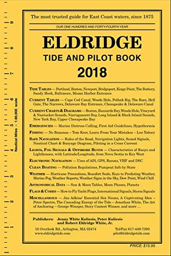 Eldridge Tide and Pilot Book 2018