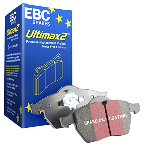 Bmw 524td Brake Pad (EBC Brakes UD279 Ultimax OEM Replacement Brake Pad)