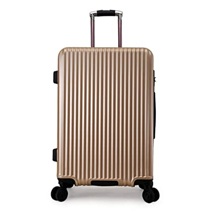 5c79cca4f721 Amazon.com: Ultra-Lightweight Abs Hard-Shell Suitcase - Rigid and ...
