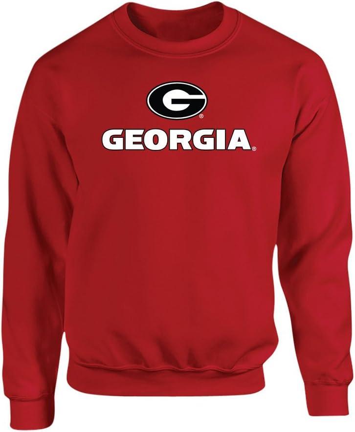 Elite Fan Shop NCAA Mens Hoodie Sweatshirt Team Color Arch