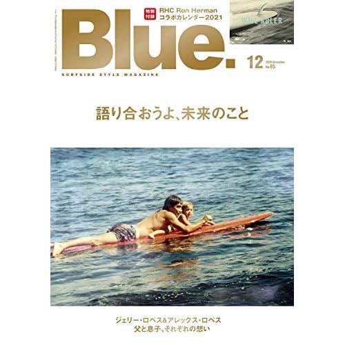 Blue. 表紙画像